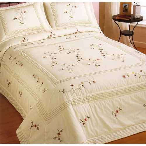 Hand Embroidery Bedding Set Manufacturers