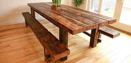Hand Made Furniture Manufacturers