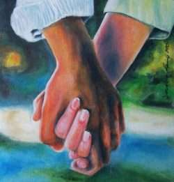 Hand Oil Painting On Canvas Manufacturers