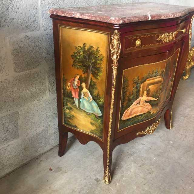 Hand Painted Antique Furniture Manufacturers