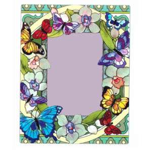 Hand Painting Glass Photo Frame Manufacturers