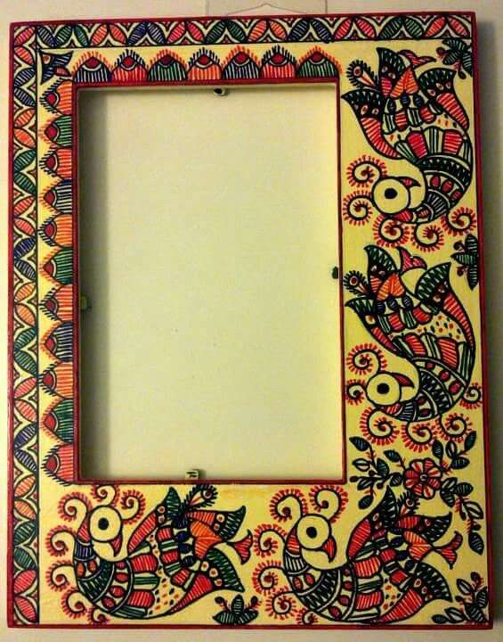 Hand Painting Photo Frame Manufacturers