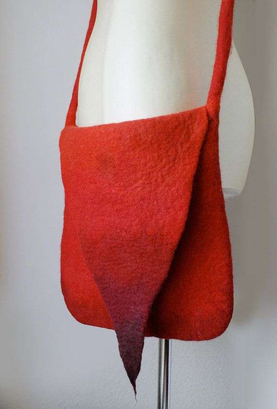 Hand Wool Felted Bag Manufacturers