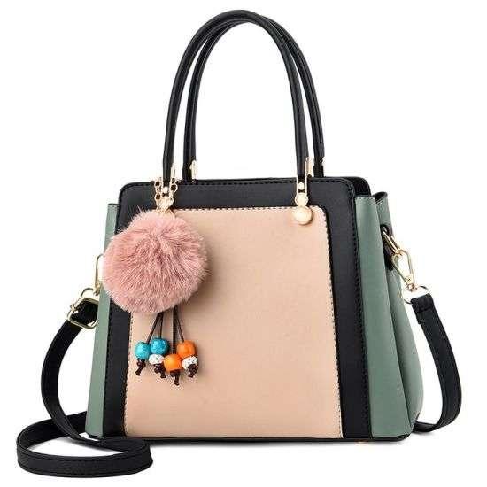 Handbag Pu Lady Bag Fashion Manufacturers