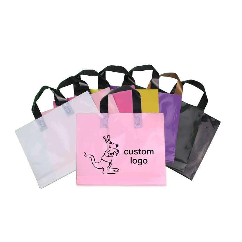 Handle Pe Bag Manufacturers