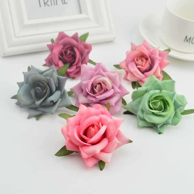 Handmade Artificial Rose Manufacturers
