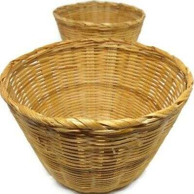 Handmade Bamboo Basketry Manufacturers