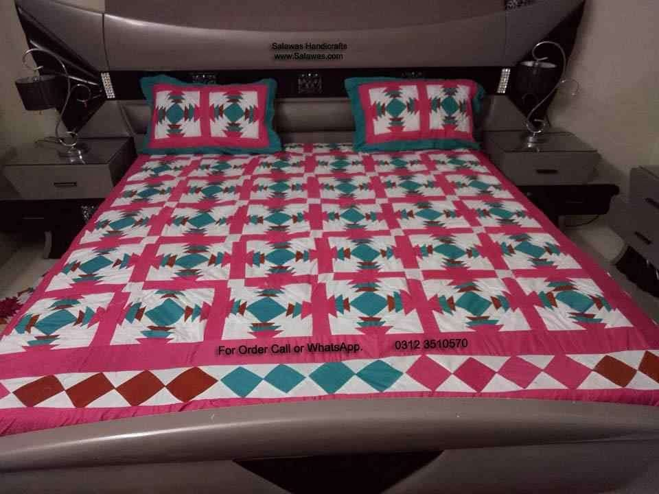 Handmade Bed Cover Manufacturers