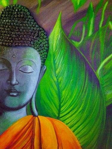 Handmade Buddha Painting Manufacturers