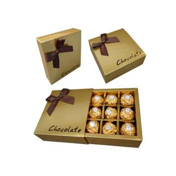 Handmade Chocolate Paper Box Manufacturers