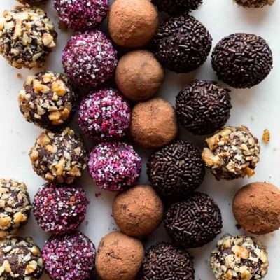 Handmade Chocolate Truffle Manufacturers