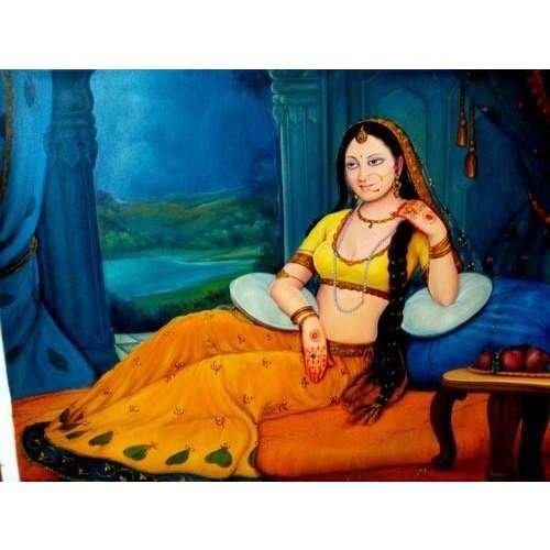 Handmade Classical Oil Painting Manufacturers