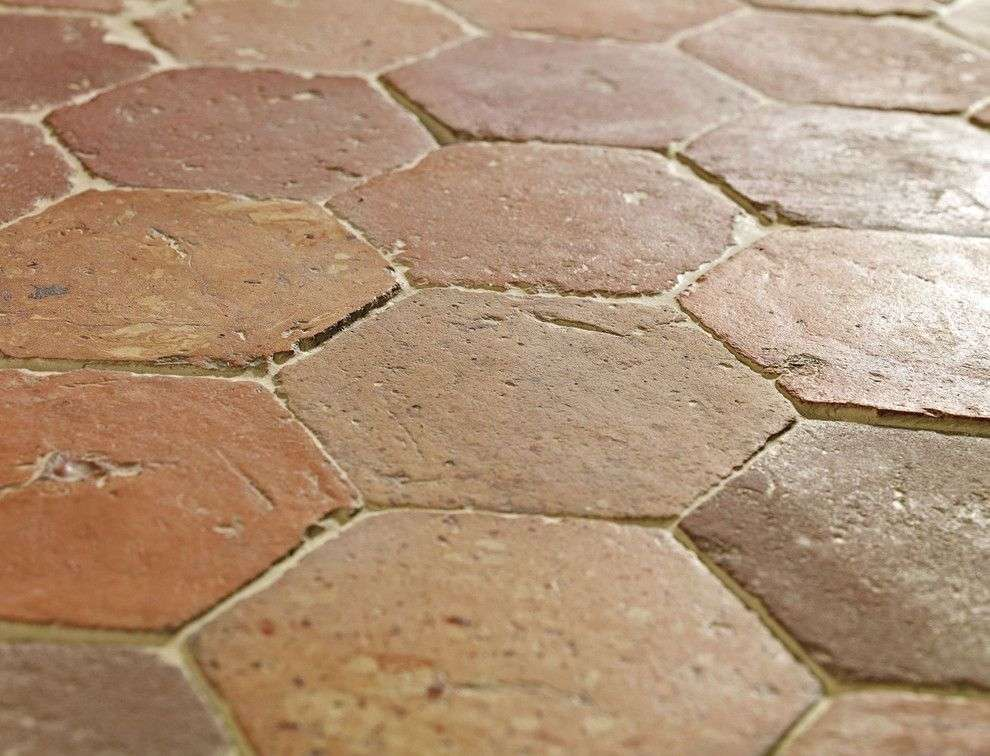 Handmade Clay Floor Tile Manufacturers