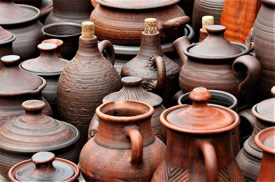 Handmade Clay Handicraft Manufacturers