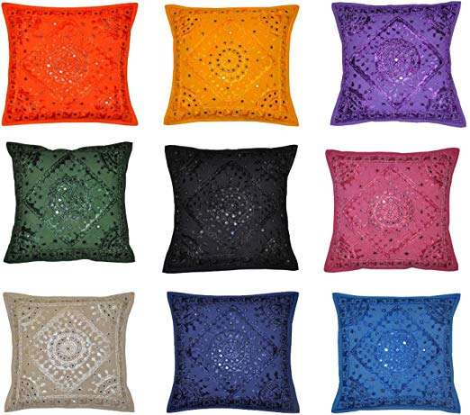 Handmade Cotton Cushion Cover Manufacturers