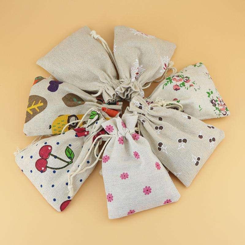 Handmade Cotton Gift Bag Manufacturers