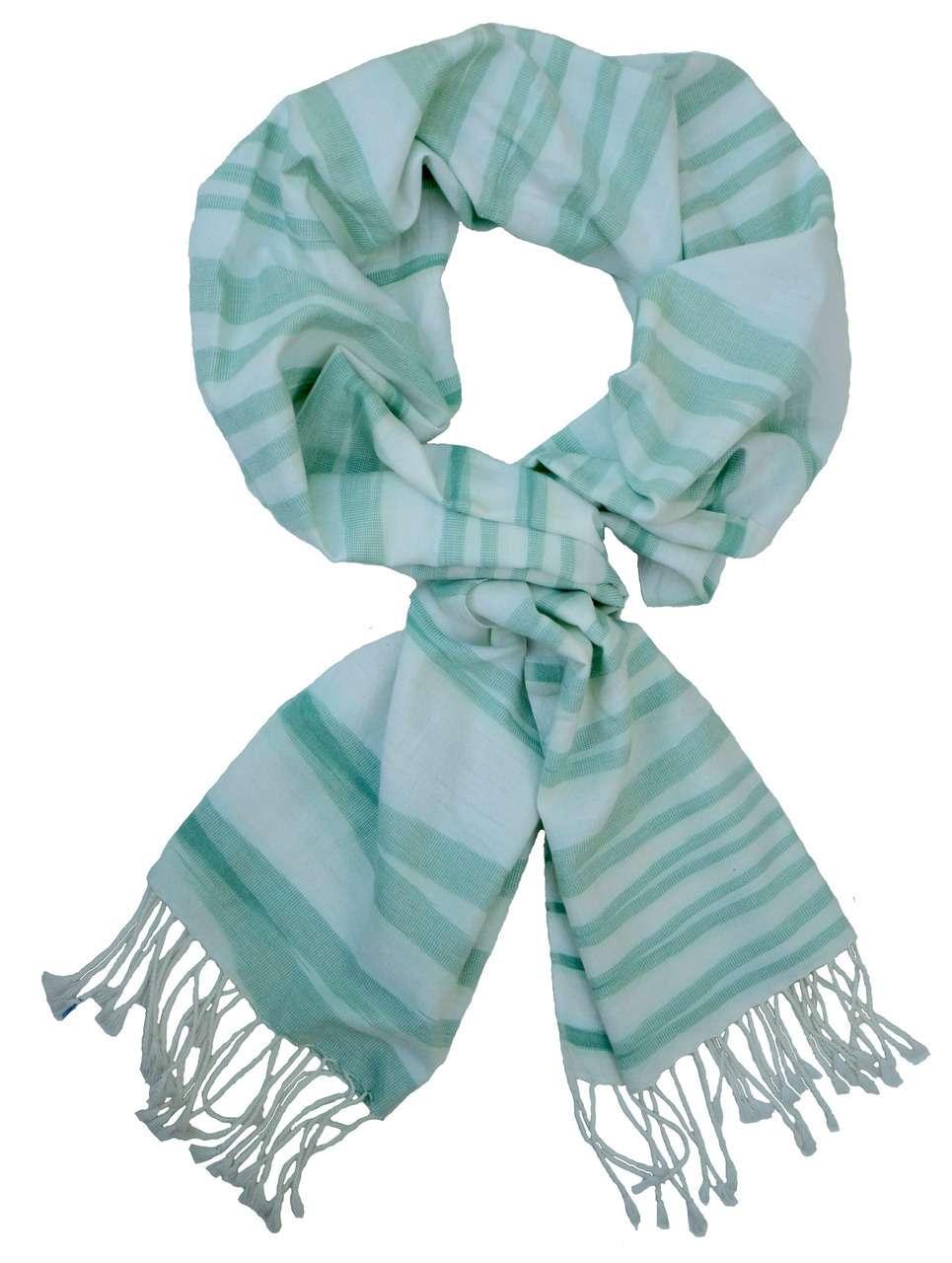 手工棉围巾 制造商