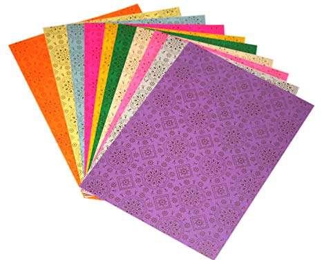 Handmade Craft Paper Manufacturers