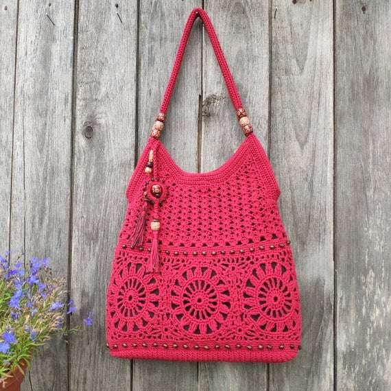 Handmade Crochet Bag Manufacturers