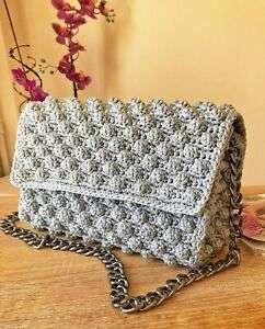 Handmade Crochet Handbag Manufacturers