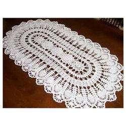 Handmade Crochet Table Cloth Manufacturers