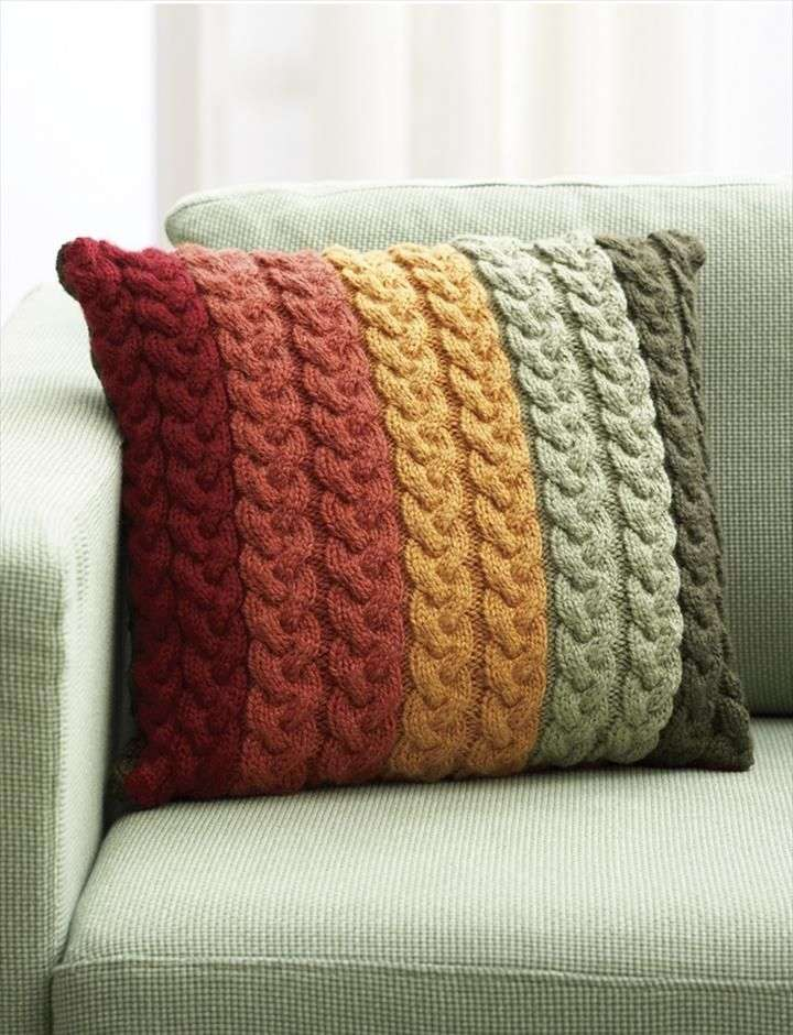 Handmade Crocheted Cushion Cover Manufacturers
