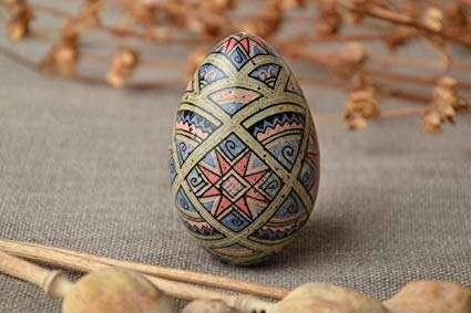 手工装饰蛋 制造商