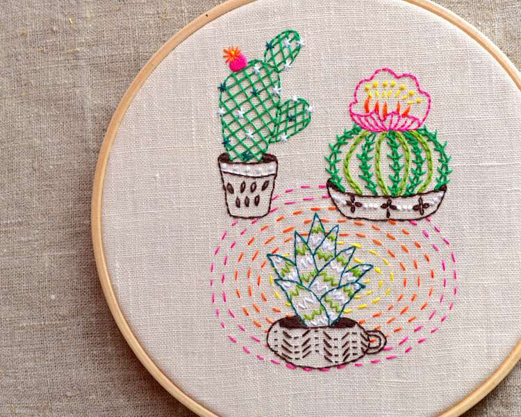 Handmade Embroidery Textile Manufacturers