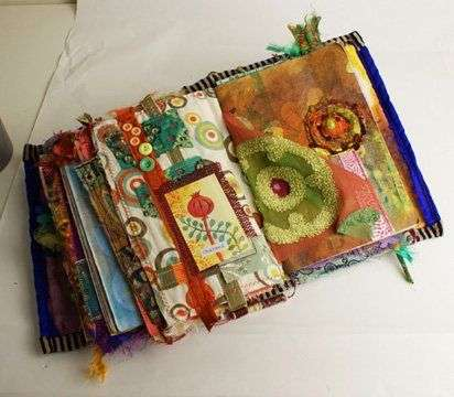 Handmade Fabric Book Manufacturers