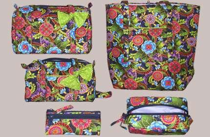 Handmade Fabric Purse Manufacturers