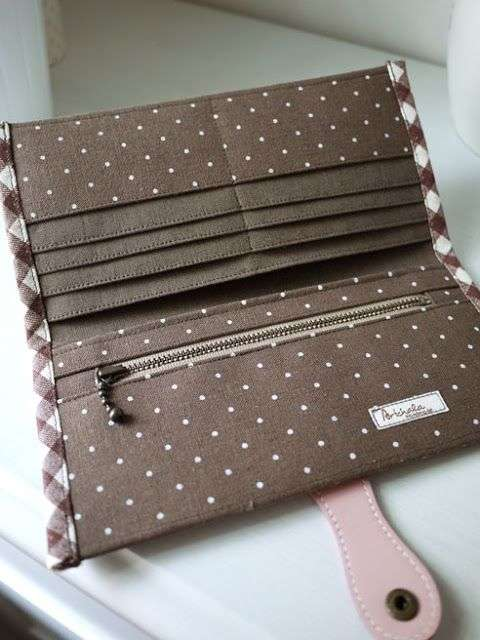 Handmade Fabric Wallet Importers