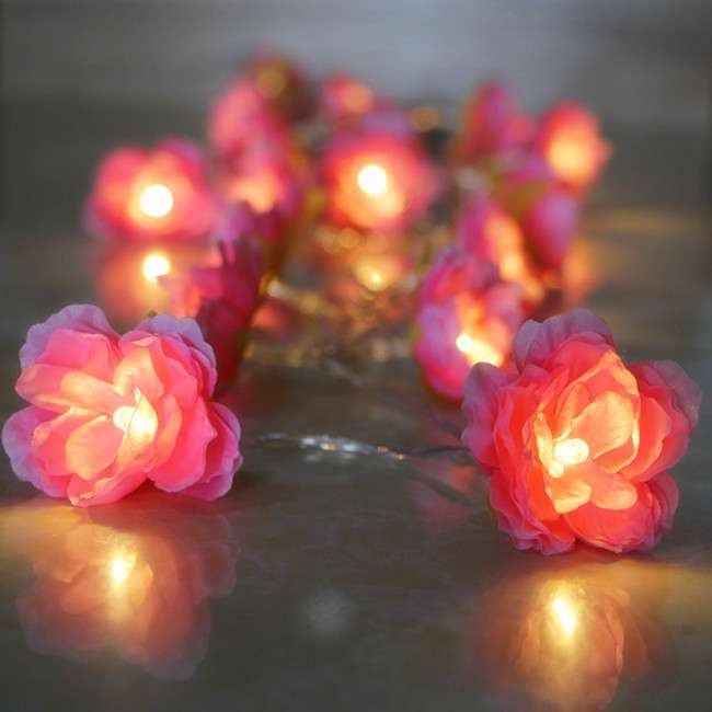 Handmade Flower Light Manufacturers