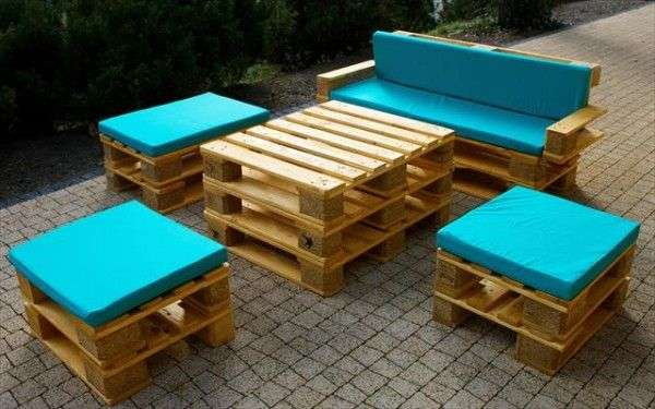 Handmade Garden Furniture Manufacturers