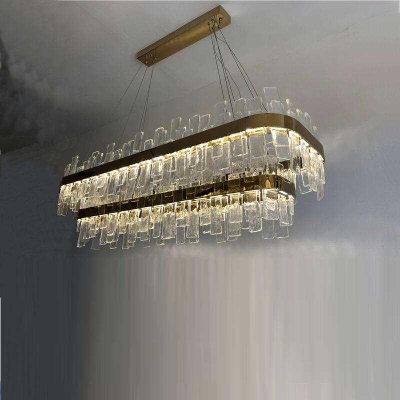 手工玻璃吊灯 制造商