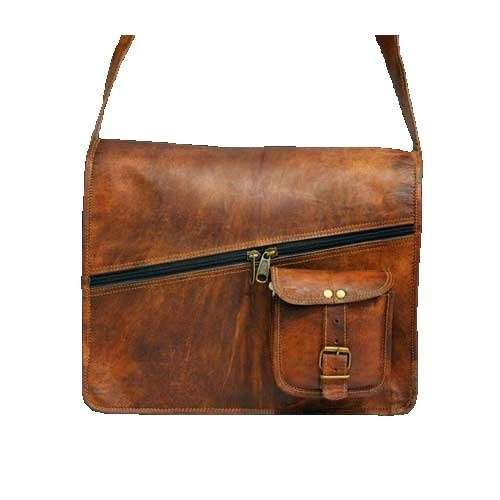Handmade Handicraft Leather Bag Manufacturers