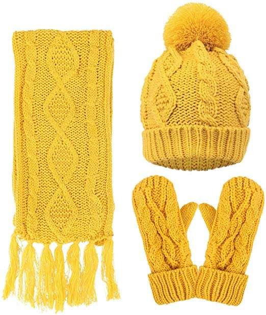 Handmade Hat Scarf Glove Manufacturers