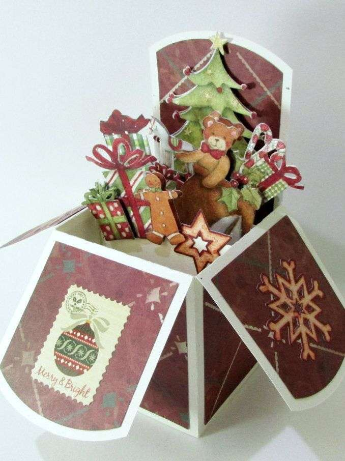 Handmade Holiday Box Manufacturers