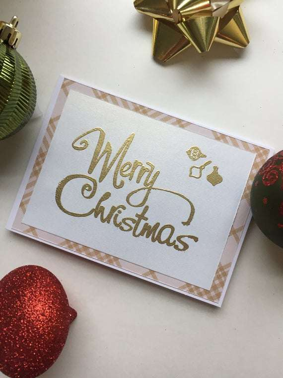 Handmade Holiday Card Manufacturers