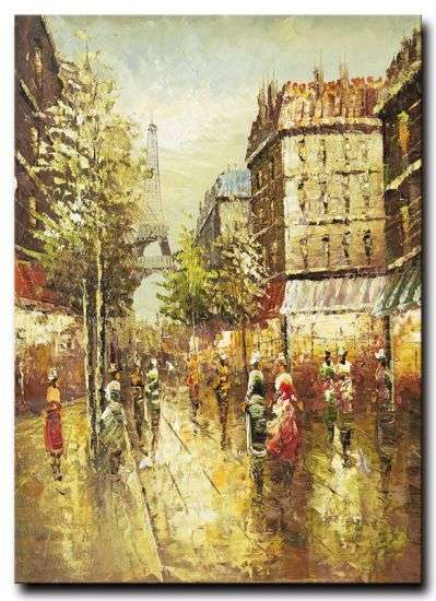 Handmade Impressionist Oil Painting Manufacturers