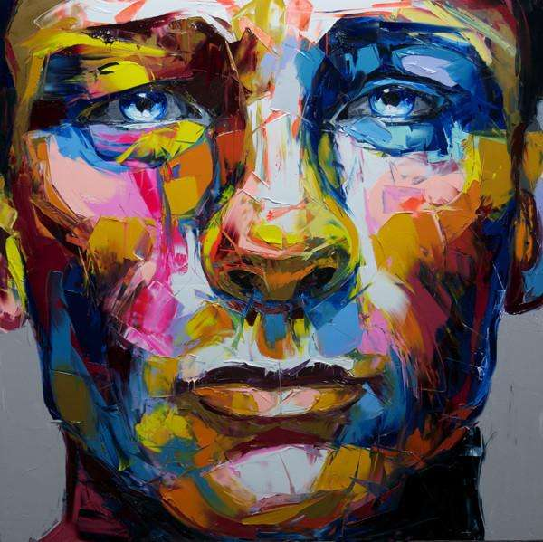 Handmade Oil Painting Portrait Manufacturers
