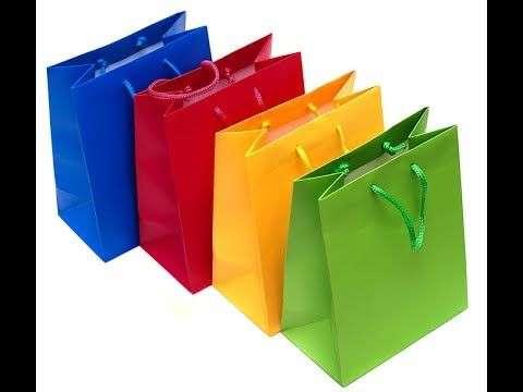 Handmade Paper Gift Bag Manufacturers