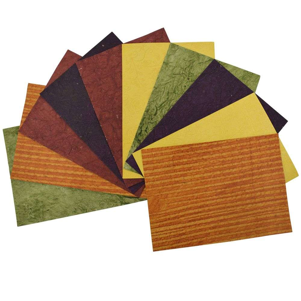 Handmade Paper Sheet Manufacturers