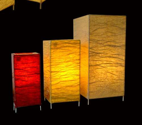 Handmade Paper Table Lamp Manufacturers