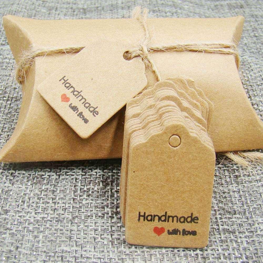 手工纸标签 制造商