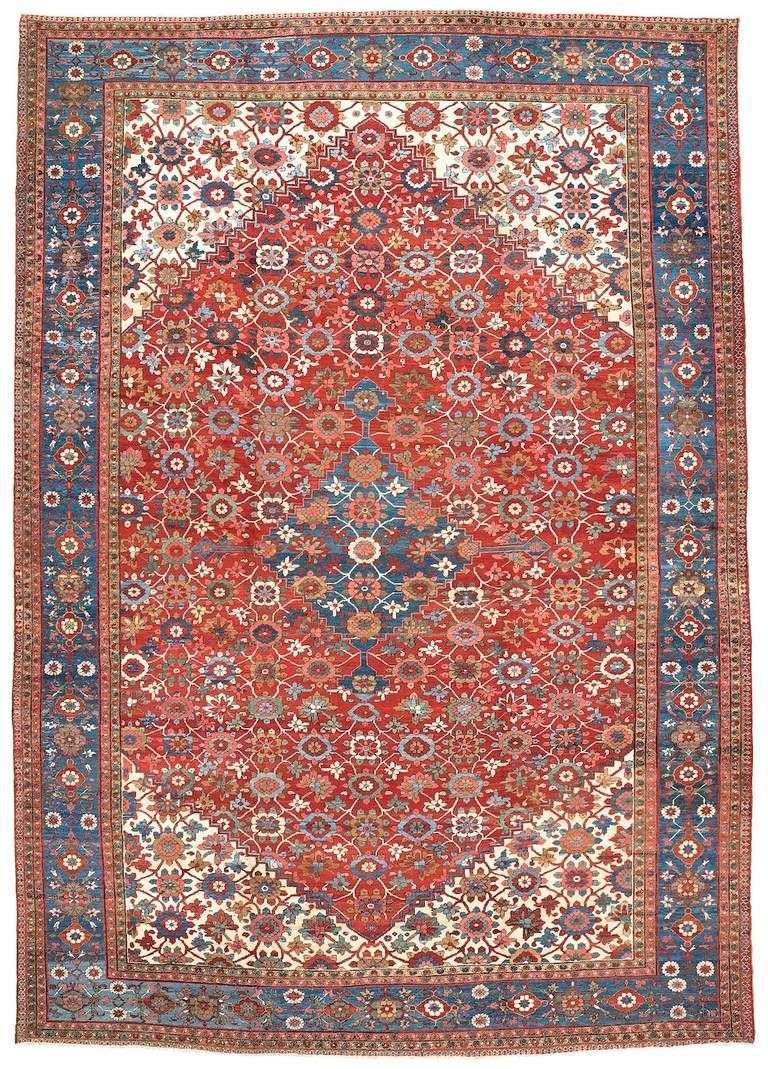 Handmade Persian Wool Carpet Manufacturers