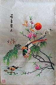 Handmade Silk Embroidery Manufacturers