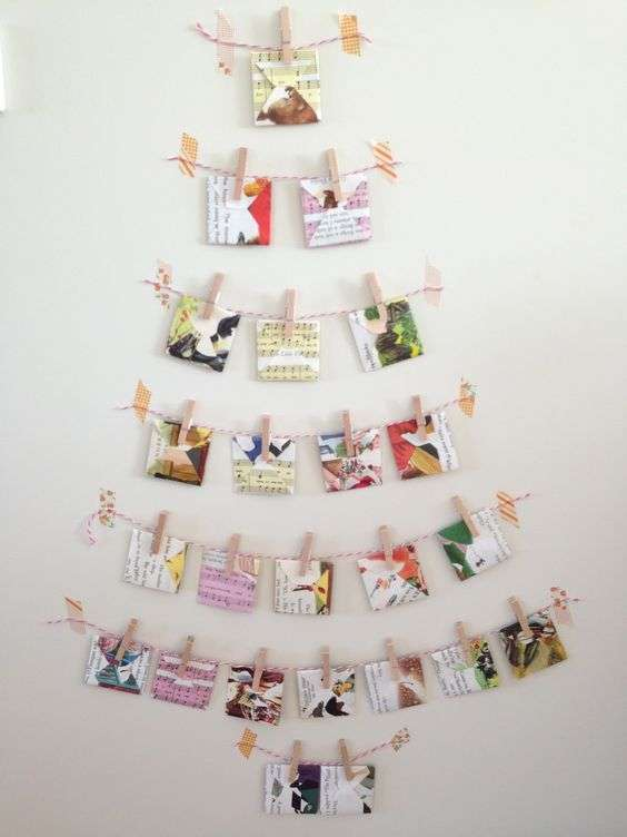 Hang Christma Card Manufacturers