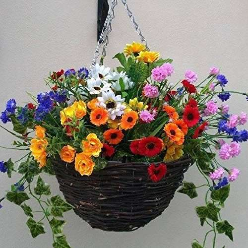 Hanging Basket Flower Manufacturers
