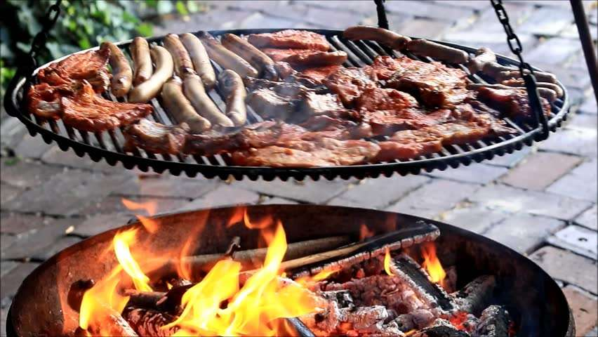 Hanging Bbq Grill Manufacturers