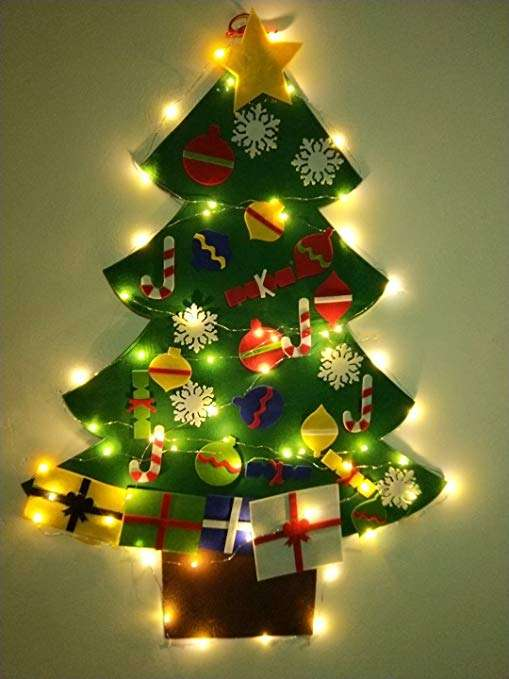 Hanging Christma Tree Light Manufacturers